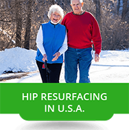 Hip Resurfacing in USA