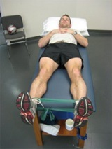 Hip Abduction Isometrics