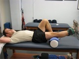 Short Arc Quadriceps Lying