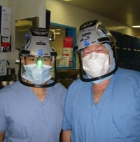 Dr. Edwin Su and Mr. Derek McMinn